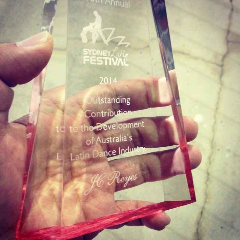 Sydney Latin Festival Award