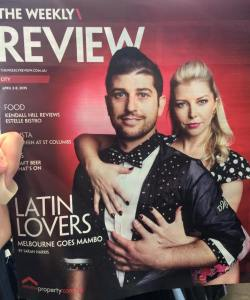 Cover of the Weekly Review