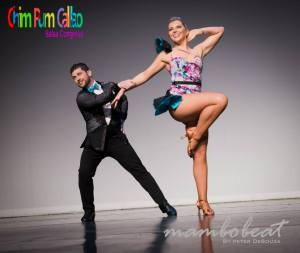 Nathan & Brooke performance at the ChimPum Callao Congress 2015